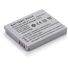 Rusty Bob - NB-4L Canon Digital Ixus IS,82 IS,100 IS,110 IS,115 HS,120 IS,130,220 HS,230 HS,i7,SD40,SD600,SD750,SD1000,SD1100 IS, TX1 - solo batteria