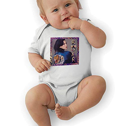Bodys & Einteiler,Babybekleidung, Baby one-Piece Suit,Baby Jumper,Pajamas, Bodysuits Baby, Roar Song The Katy Perry Baby Girls' Cotton Bodysuit Baby Clothes