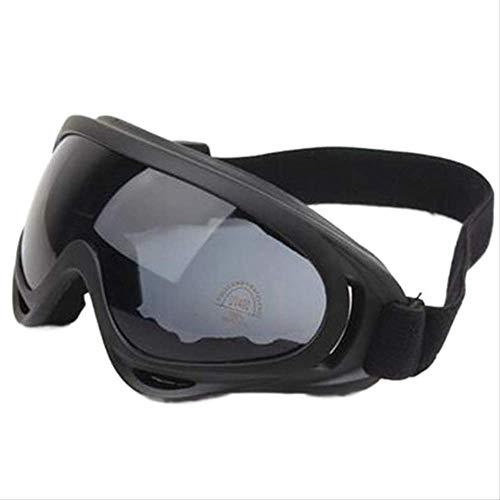 XYQY Brille Motocross Motorrad Brille Atv Off Road Dirt Bike Staubdicht Rennbrille Anti Wind Eyewear BrilleBk D (Dirt Brillen Getönte Bike)