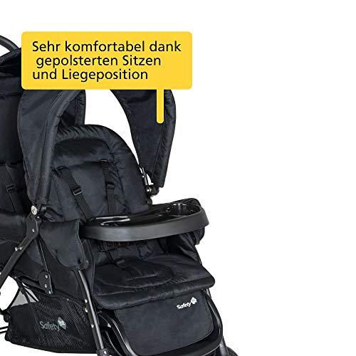 Safety 1st – Duodeal Zwillingskinderwagen - 3