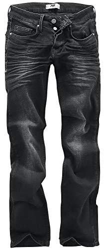 Black Premium by EMP Johnny Jeans schwarz W34L34 -