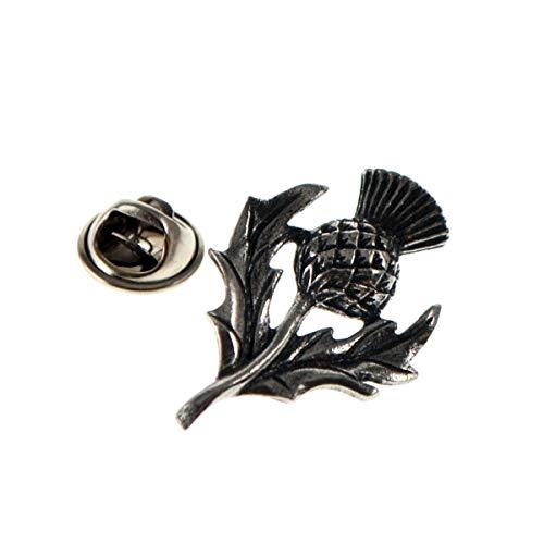 Gtr-Prestige Giftware Chardon Ecossais Badge Pins à Goupille XWTP073