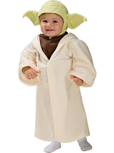 Disfraz Maestro Yoda™ para niño - De 0 a 6 meses