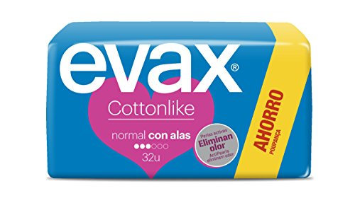 EVAX Cottonlike Sanitaty asciugamani normale Wings UDS 32