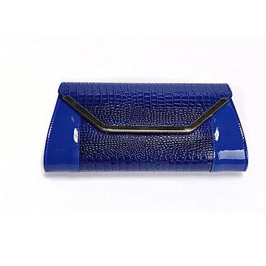 pwne Frauen Pu-Event / Party Abend Tasche Blue