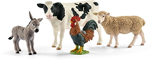 Schleich 42385 - Farm World Starter-Set Figur