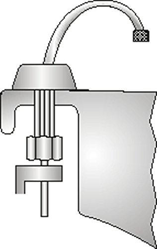 GEDORE 316500 Standhahnmutterschlüssel 260 mm