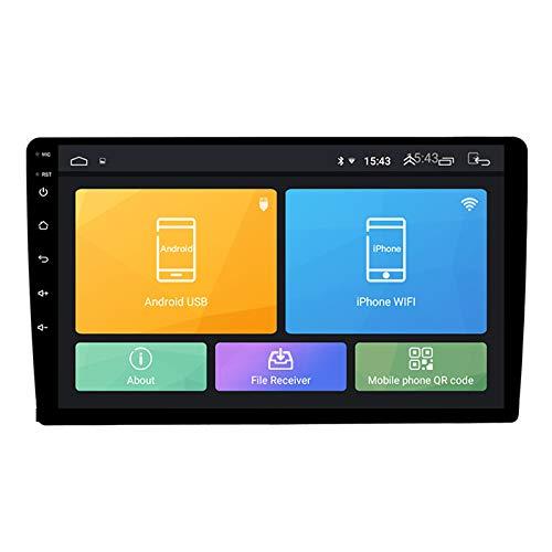 Cikuso 9 Zoll Android 8.1 Auto GPS Multi Media Universal Navigations Kopf Einheit Für Alle Auto Modelle Mit Schlanker Rück Seite Atsc Dvr