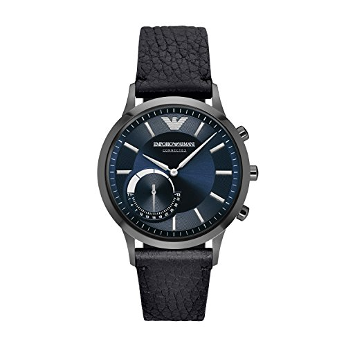 Bestseller Hybrid Smartwatch: Emporio Armani Connected