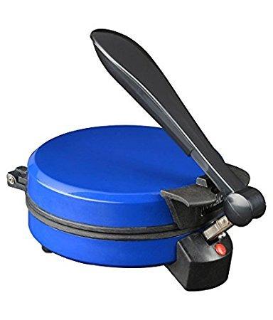 GTC Quick Clean Eagle Non-Stick Blue Detachable Roti Maker 900 Watts (Diameter 8 Inch)