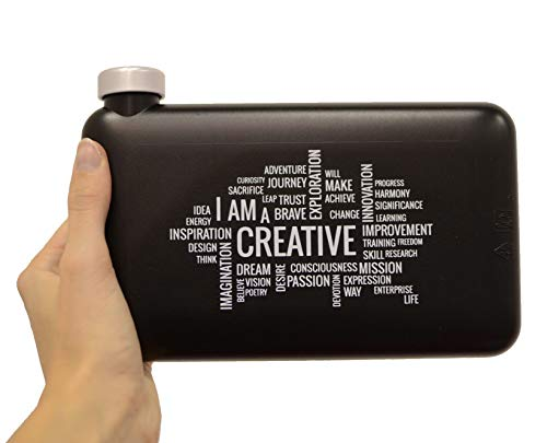 Booktilla I Am a Creative - ed. 1 - Black Version (WhoIAM edition) (Special & Limited Editions) (Black Version)