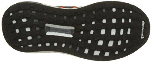 adidas Supernova St M, Scarpe da Corsa Uomo Grigio (Grey Four/core Black/solar Orange)