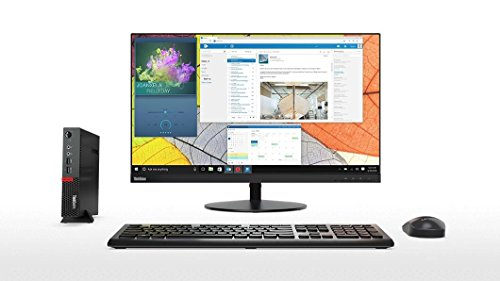 Lenovo Tiny M710(10mqa02yih) B250/i5-7400t 2.4g 4c/ 4gb Ddr4 2400/ 500gb Hd 7200rpm/wifi + Bt/no Odd/no Os/vga/dp/3 Yrs Onsite/19.5 Monitor
