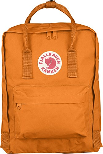 FjällRäven Rucksack Kanken 212 burnt orange
