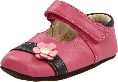 See Kai Run , {Chaussures premiers pas pour bébé (garçon) Rose Rose 0-6 Monate