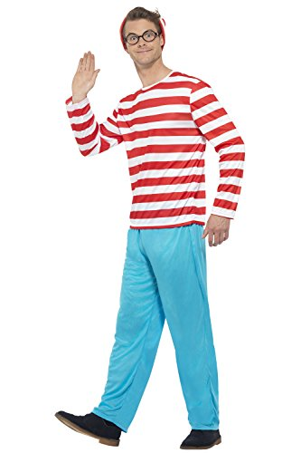 maschio-film-tv-ufficiale-travestimento-outfit-costume-da-dov-e-wally-multi-xl