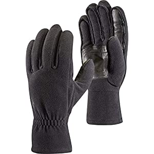 413tdRIBKqL. SS300  - Black Diamond Fleece MidWeight Windblock fleece gloves