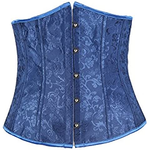 Lingerie sexy Europa Palace poliestere corsetto Corsetti Corsetti corsetti per donne , figure color , l