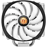 Termaltake CL-P002-AL14BL-B Ventola CPU Frio Silent 14, Argento/Nero