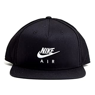 Nike Pro Air Schirmmütze, Black/White, One Size