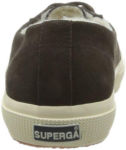 Superga - 2750 Suebinu Scarpa Tecnica Unisex Marrone marron full Dk Chocolate