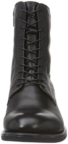 Vagabond Amina, Bottes courtes avec doublure chaude femme Noir - Schwarz (20 Black)