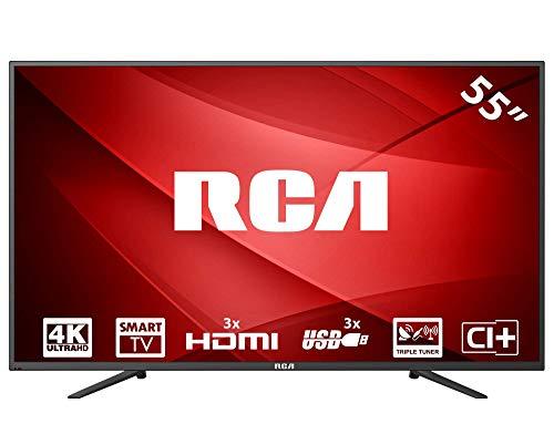 RCA TV (55 Pouces Smart TV (4K UHD))