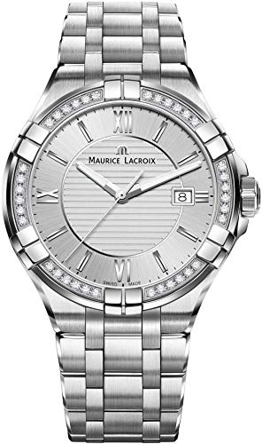 Maurice Lacroix AIKON Mens Wristwatch Design Highlight