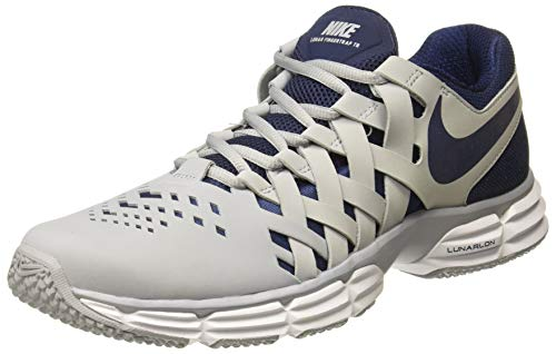 3. Nike Men's Lunar Fingertrap TR Wolf Grey Football Boots