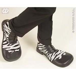 widmann-wdm1837z disfraz Adulto Unisex, Color blanco/Negro, wdm1837z