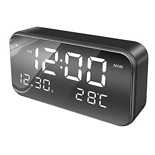 Wwwwxw Temporizador electrónico Plástico LED Reloj
