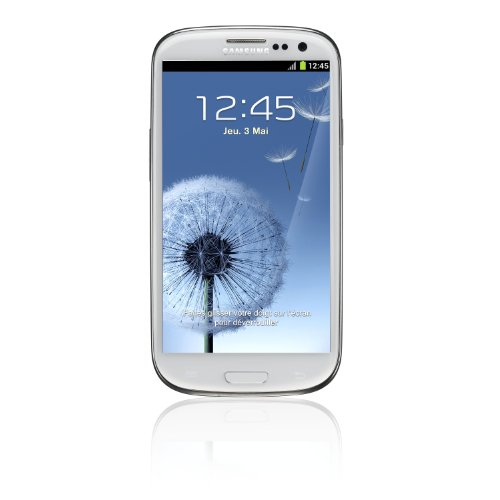 Samsung Galaxy SIII Android Phone - White (Spanish Version)