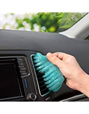 CarEmpire Cleaning Gel for Car Detailing Tools Keyboard Cleaner Automotive Dust Air Vent Interior Detail Removal Detailing Putty Universal Dust Cleaner for Auto Laptop Home