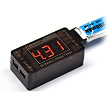 BETAFPV LiPo Battery Voltage Checker 1S for Tiny Whoop Blade Inductrix Quadcopter Drone