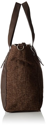 Tracolla Little Marcel Ladies Qu02, 14x30x46 Cm Marrone (marrone)