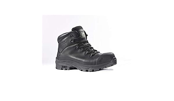 ae3d01ebe43 Rock Fall TC1070 Denver 8 Safety Boot - Black