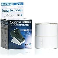 Seiko Instruments SLP-TRL - Etiqueta para dirección (Blanco, 28mm x 89mm)