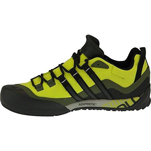 adidas Performance Terrex Swift Solo Schuhe Trekkingschuhe Outdoorschuhe Gelb B34357 Gelb