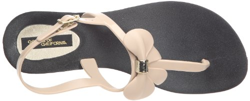 Colors of California HC8567, Sandales femme Nude