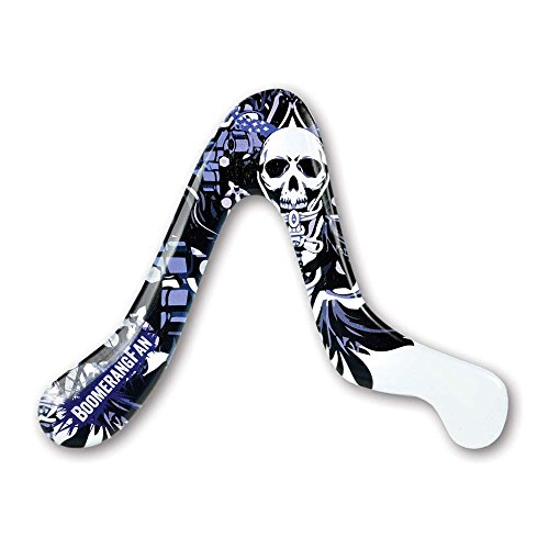 Unbekannt Boomerangfan boomerangfanrock-l 30,5cm Rock Linkshänder Boomerang