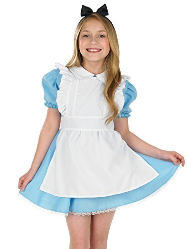 TRADITIONAL ALICE (Kind Wunderland Alice Kostüm Disney Im)