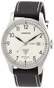 Junkers Men's Analogue Automatic Watch with Leather Strap – 61645