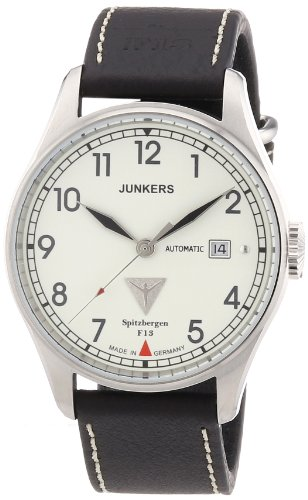 Junkers-Uhren made in Germany