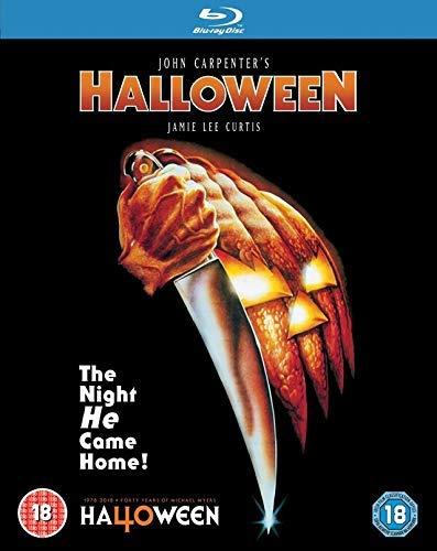 Halloween - Die Nacht des Grauens [Blu-Ray] [Region Free]