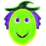 Halloween Eyecatcher Hexe Folienballon