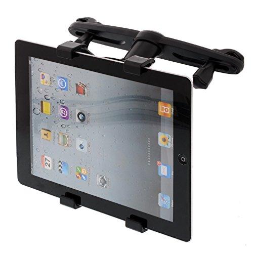 Universal Tablet Auto KFZ-Halterung Kopfstützenhalterung (360° drehbar), für Samsung Galaxy Note 10.1/7