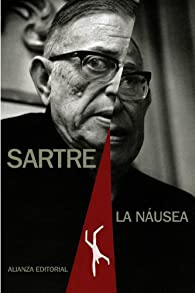 La náusea par Jean-Paul Sartre