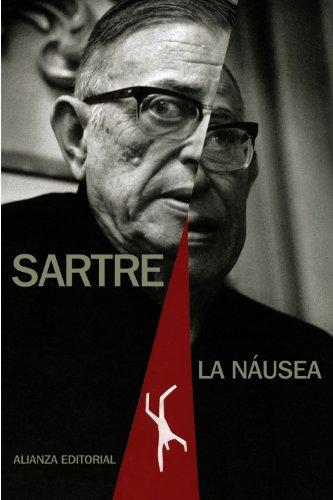 La náusea (El Libro De Bolsillo - Literatura) por Jean-Paul Sartre