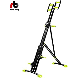 Rocket Bunny® Vertical Climber Mountain Climbing Fitness Machine