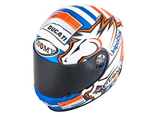Suomy KSSR0033.5 Casco SR-Sport Dovizioso GP Replica Ducati-L
